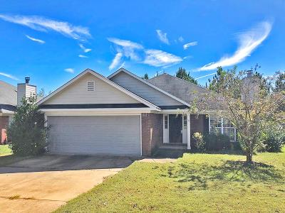Midland Single Family Home For Sale: 6032 White Pine Drive