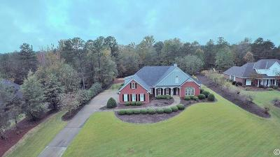 Muscogee County Single Family Home For Sale: 6349 Rivermont Court