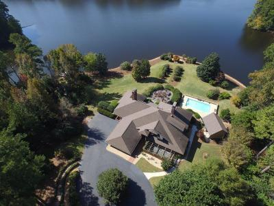 Troup County Single Family Home For Sale: 1024 Peninsula Drive
