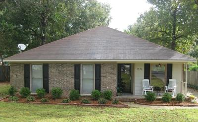 Columbus Single Family Home For Sale: 7538 Lloyd Road