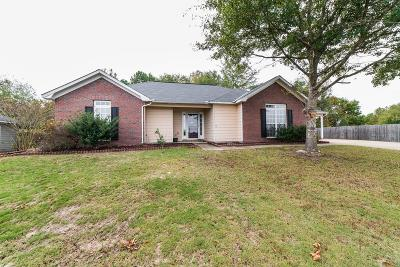 Phenix City Single Family Home For Sale: 32 Lee Road 2108
