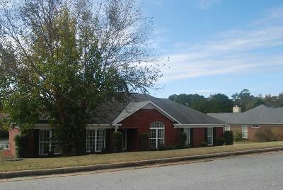 Midland Single Family Home For Sale: 9122 Garrett Lake Drive
