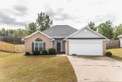 Russell County, Lee County Single Family Home For Sale: 1 Hillside Drive