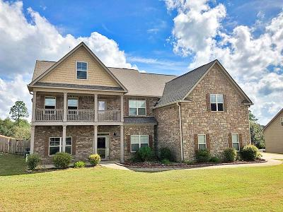 Russell County, Lee County Single Family Home For Sale: 37 Bradley Drive