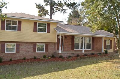 Columbus GA Single Family Home For Sale: $189,900