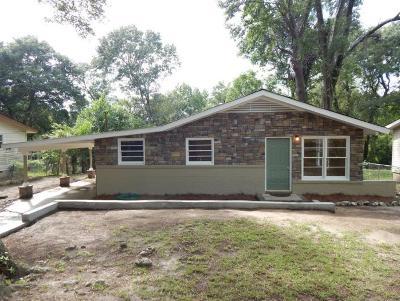 Columbus GA Single Family Home For Sale: $56,900
