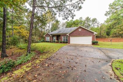 Cataula Single Family Home For Sale: 312 Windsong Drive