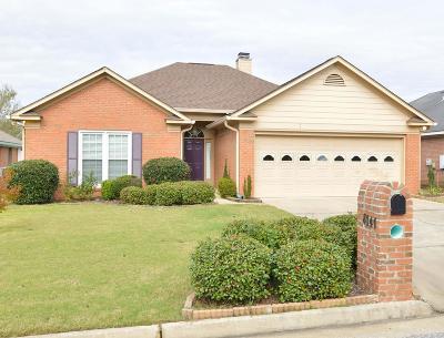 Columbus GA Single Family Home For Sale: $159,900