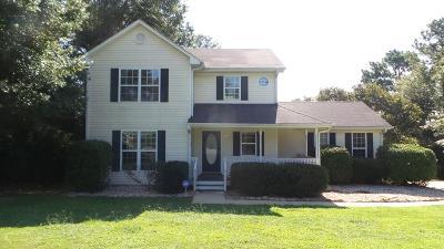 Columbus GA Single Family Home For Sale: $114,900