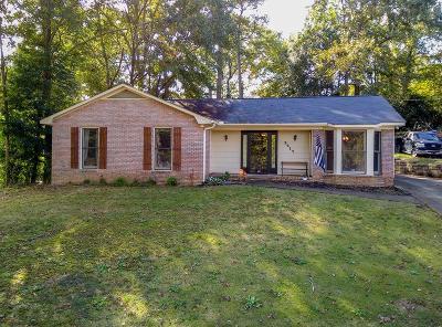 Columbus GA Single Family Home For Sale: $129,900