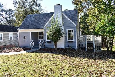 Columbus GA Single Family Home For Sale: $110,000