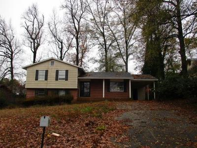 Columbus Single Family Home For Sale: 4326 Ridgefield Drive