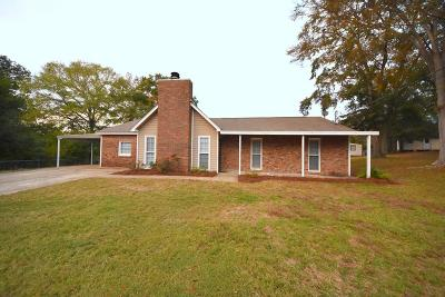 Russell County, Lee County Single Family Home For Sale: 74 Lee Road 0441