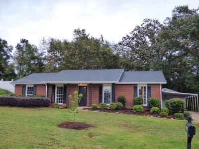 Russell County, Lee County Single Family Home For Sale: 3304 Beacon Street