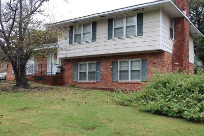 Columbus GA Single Family Home For Sale: $155,000