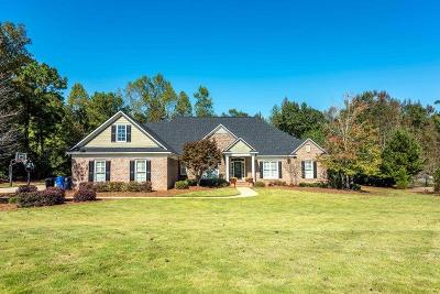 Muscogee County Single Family Home For Sale: 1031 Carrington Court