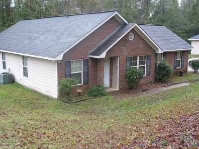 Russell County, Lee County Single Family Home For Sale: 1245 Lee Road 0235