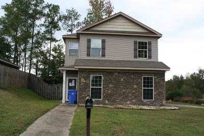 Columbus GA Single Family Home For Sale: $105,000