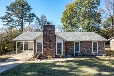 Columbus GA Single Family Home For Sale: $139,900