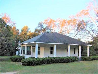 Buena Vista Single Family Home For Sale: 2950 E Ga Hwy 26 East