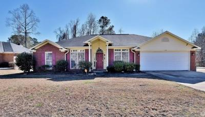 Columbus GA Single Family Home For Sale: $199,900