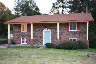 Columbus Single Family Home For Sale: 4610 Evans Street