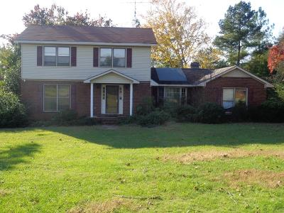 Buena Vista Single Family Home For Sale: 2434 Ga Hwy 41 South
