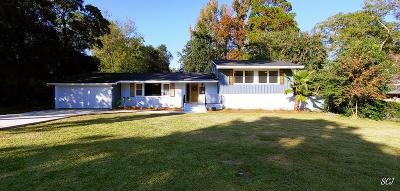 Columbus Single Family Home For Sale: 2853 Roswell Lane