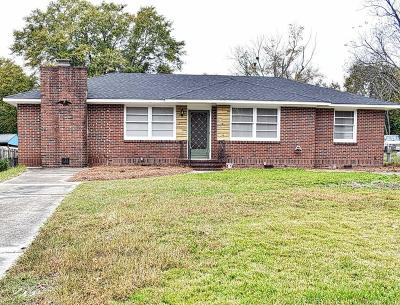 Columbus GA Single Family Home For Sale: $94,900