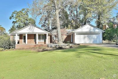 Columbus Single Family Home For Sale: 1933 Springdale Drive