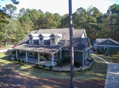 Muscogee County Single Family Home For Sale: 7009 Deerwood Lane