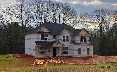 Russell County, Lee County Single Family Home For Sale: Lot 1 Andrews