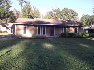 Columbus Single Family Home For Sale: 4715 Teak Drive