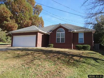 Columbus GA Single Family Home For Sale: $137,000
