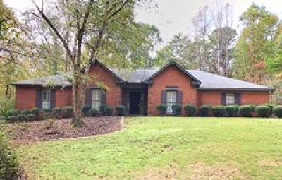 Columbus Single Family Home For Sale: 9501 Chickasaw Court
