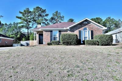 Columbus GA Single Family Home For Sale: $139,900