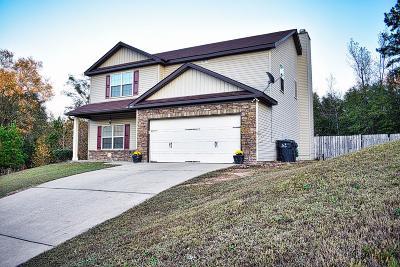 Phenix City Single Family Home For Sale: 2501 Randell Street