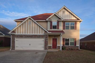 Phenix City Single Family Home For Sale: 1922 Westminster Drive