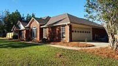 Muscogee County Single Family Home For Sale: 8730 McKee Road