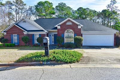 Columbus Single Family Home For Sale: 5036 Waterview Drive