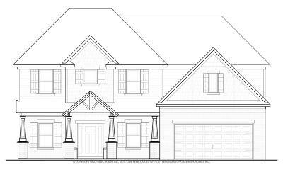 Midland Single Family Home For Sale: 4830 Charleston Way