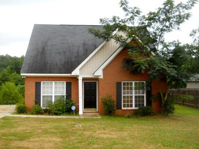 Phenix City Single Family Home For Sale: 1801 Lonesome Pine Court