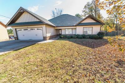 Phenix City Single Family Home For Sale: 24 Summershade Court