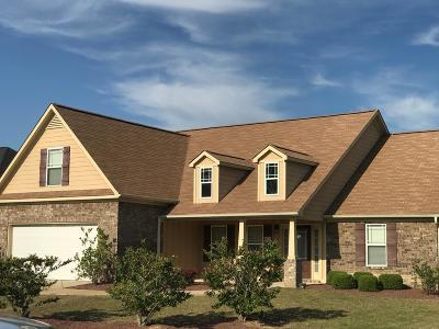 Phenix City Single Family Home For Sale: 257 Lee Road 2140