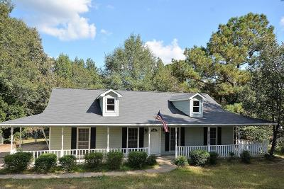 Phenix City Single Family Home For Sale: 509 Lee Road 0437