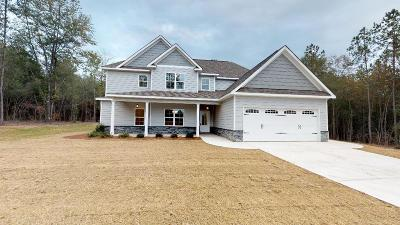 Russell County, Lee County Single Family Home For Sale: 1159 Highway 165