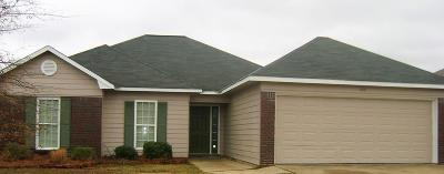 Columbus GA Single Family Home For Sale: $107,900