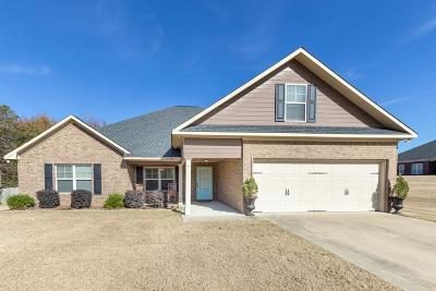 Russell County, Lee County Single Family Home For Sale: 304 Lee Road 2163