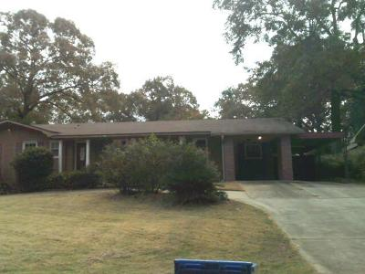 Columbus GA Single Family Home For Sale: $83,000