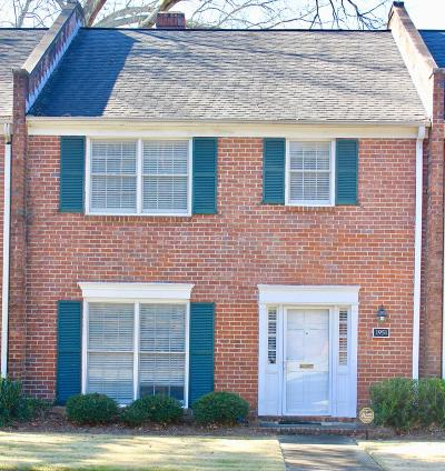 Columbus GA Condo/Townhouse For Sale: $152,900